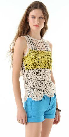 Crochetemoda: Dezembro 2012