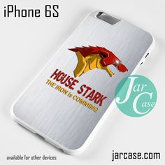 House Stark Phone case for iPhone 6/6S/6 Plus/6S plus
