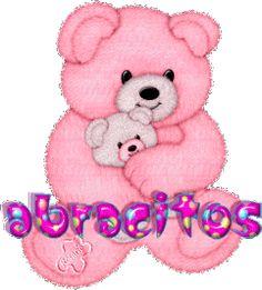 Pizza Day, Animation, Hug, Bear, Toys, Jehovah, Margarita, Stickers, Videos