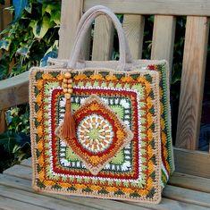 Crochet Bags Totes Free Pattern – Best 10 Diy