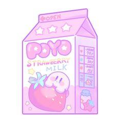Should be chicken but ok Stickers Kawaii, Anime Stickers, Cute Stickers, Cute Food Drawings, Cute Kawaii Drawings, Arte Do Kawaii, Kawaii Art, Cute Food Art, Cute Art