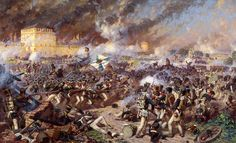 The Defence of Smolensk by Alexander Averyanov