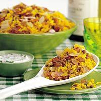 Recept - Perzische rijst met linzen - Allerhande