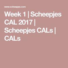 Week 1   Scheepjes CAL 2017   Scheepjes CALs   CALs