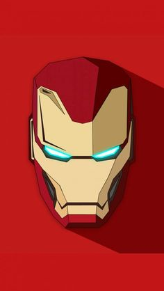 Iron Man Armor Mask iPhone Wallpaper - Marvel Universe - Best of Wallpapers for Andriod and ios Marvel Comic Universe, Marvel Art, Marvel Heroes, Marvel Avengers, Wallpaper Marvel, Iron Man Wallpaper, Superhero Wallpaper Iphone, Hd Wallpaper, Iron Man Art