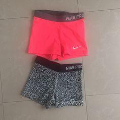Nike pro shorts Brand new no tags size small -Ⓜ️ercari 40$ Nike Shorts