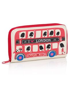 Beefeater London Bus Wallet