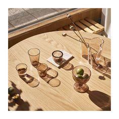 Iittala - Miranda kulho Shops, Scandinavian Interior Design, Nordic Design, Alvar Aalto, Organic Form, Vase, Trends, Leaf Design, All The Colors