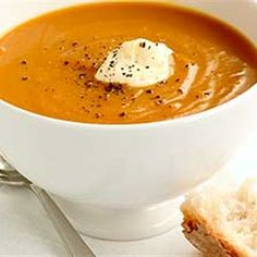 Try this Pumpkin Soup recipe by Chef LifeStyle FOOD.
