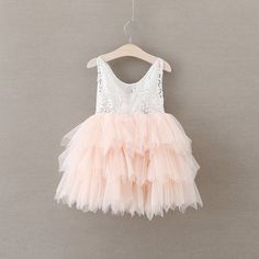 """The Alicia"" Flower Girl Dress - BACKORDERED"
