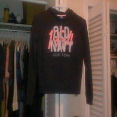 Old navy hoodie Brand new never been worn, but no tags Old Navy Sweaters