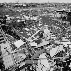 Cyclone Tracy: Photo exhibition and song to mark 40 years since disaster. Houses destroyed by Cyclone Tracy on Christmas Day Source: Baz Ledwidge Advance Australia Fair, Darwin Australia, Snow Scenes, Amazing Pics, 40 Years, Back In The Day, Historical Photos, Old Photos, Christmas Eve