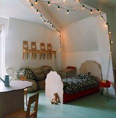 French Children's Bedroom.