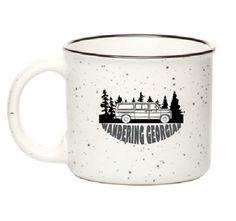 Wandering Georgian Mug