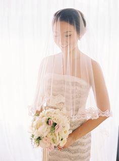 Organic Bali Destination Wedding - Style Me Pretty