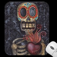 Sacred Heart Mouse Pad $12.35