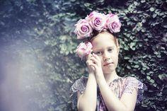 """""""Flores de Frida"""", coleção da marca infantil Blupin. (2015)"""