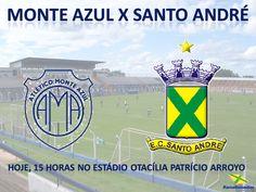 Blog do Bellotti - Esporte Clube Santo André: Santo André tem decisão hoje contra Monte Azul