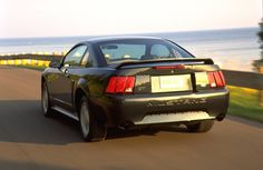 Mustang Through the Years: 1999 Ford Mustang GT
