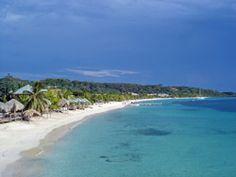 Playa de Roatan, Honduras