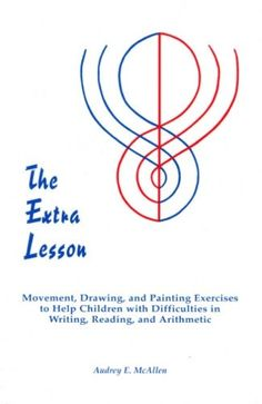 This revised and expanded 6th edition of The Extra Lesson gives careful and thorough instructions for the remedial drawing, painting, and movement exercises developed by Audrey E. McAllen. The difficu