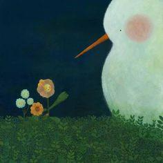 CHILDREN'S ILLUSTRATION: Satoe Tone