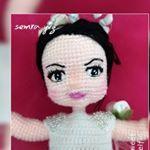 """160 Me gusta, 6 comentarios - el yapımı oyuncaklar #semrayvz (@amigurumi_semra_yvz_) en Instagram: """"Vol1 . Ahh ahh avcumun ici kadar bir parca icin sabahtan beri ugrasiyorum 😀😀😀 bu iş hicte öyle…"""""""