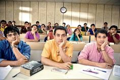 80% of Engineering Students in India are Unemployable Hindi Comedy, Hindi Movies, Indian Movies List, Age Of Empire Game, 3 Idiots 2009, Education System In India, Exams Memes, Best Bollywood Movies, Engineering Humor