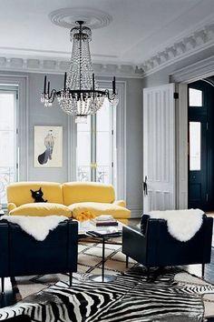 Idées de décoration pour votre salon @livingroom @designdecoration @inspiration #salonedelmobile #isaloni18 #design Pour plus d'idées, rendez-vous sur www.brabbu.com