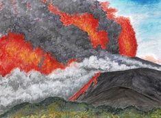 Minimax.cz - umělecký server pro všechny autory - DALŠÍ SICILSKÉ FLAMENCO... Volcanoes, Painters, Statue, Art, Flamingo, Art Background, Kunst, Volcano, Performing Arts