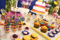 Decoração para Festa Infantil Chiquititas
