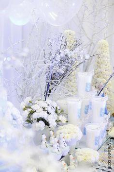 decoração frozen     Anfitriã como receber em casa, receber, decoração, festas, decoração de sala, mesas decoradas, enxoval, nosso filhos