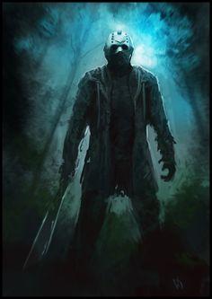 Jason Voorhees - Trufanov on deviantART