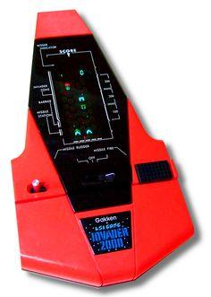 Gakken's Invader 2000