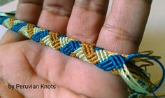 Made and design in Perú by Peruvian Knots