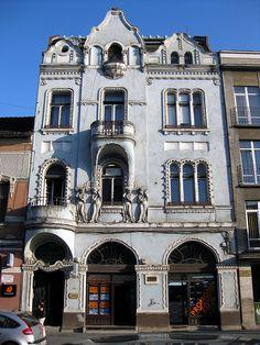 Art Nouveau Rumania