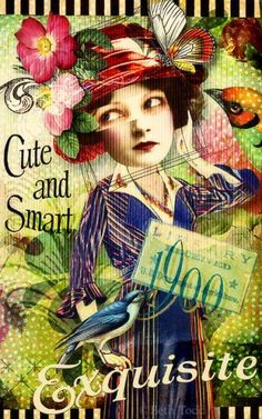 Cute and Smart © Beth Todd 2016 - All Rights Reserved Created with Tumble Fish Studio's 'Delightful' kit http://www.mischiefcircus.com/shop/product.php?productid=23576&cat=&page=