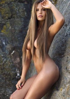 SEXY LONG HAIR & YOUNG ATHLETIC GODDESS BODY of slim Latina #Fitness model : if you LOVE Health, Exercise, #Thinspo & #Fitspiration - you'll LOVE the #Motivational designs at CageCult Fashion: http://cagecult.com/mma