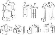 схемы для конструирования в детском саду - Поиск в Google Floor Plans, Google