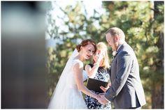 Boettcher Mansion wedding ceremony photo