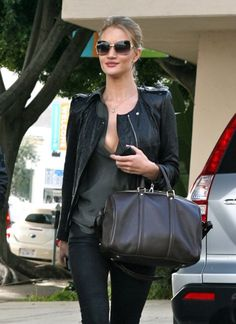La Dolce Vita: Fashion Files: Rosie Huntington Whitley.