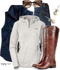 Warm, comfy, stylish