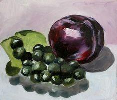 #art #artist #artwork #fruits #plum #grapes #vine #stilllife  #food #oil #oilpainting #painting #dailydrawing #daily #tasty #color #interiors #interiordesign #design #forsale #sale #artforsale #картина  #картинамаслом  #фрукт  #натюрморт #виноград #слива