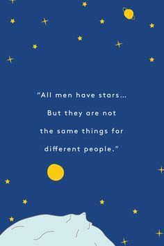 Our Favorite Quotes From The Little Prince #refinery29 http://www.refinery29.com/2016/08/118304/the-little-prince-quotes#slide-4 ...
