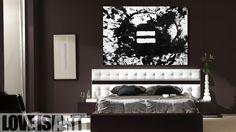 O artista plástico Jeremy Brown fazia quadros abstracionistas enquanto fazia sexo: os corpos pintados ficavam em cima da tela.