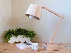Lampe scandinave homemade