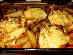 Lasagna, Food And Drink, Cooking Recipes, Chicken, Meat, Baking, Ethnic Recipes, Koti, Bakken