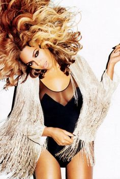 Beyonce ( think I will do something like this for new year's)