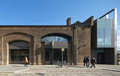 Western Transit Shed | Stanton Williams Architects