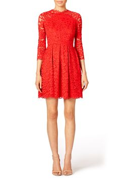 Rent Farrah Dress by Shoshanna for $43 - $65 only at Rent the Runway.
